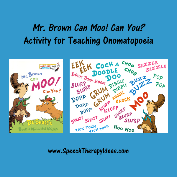 Onomatopoeia Activity And Rubric Teaching Resources Rubrics And