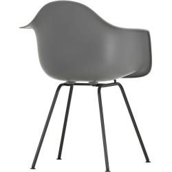 Photo of Eames Plastic Armchair Dax with Vitra plastic glides