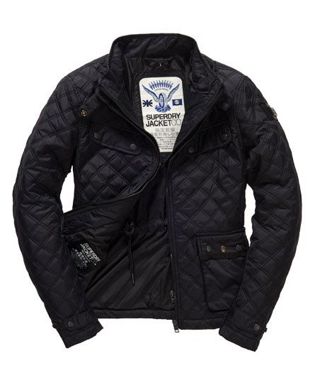 27cc4e125bf42d Superdry Apex Quilted Jacket - size M