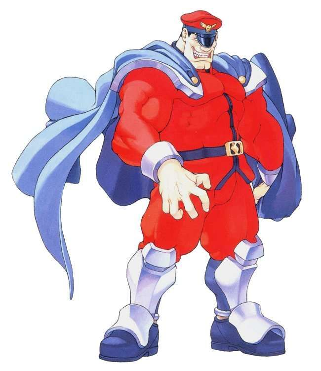 M Bison Vega In Japan Street Fighter Characters Street
