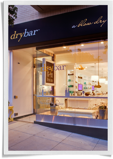 Premier Blow dry bar in Pacific Heights, San Francisco, CA