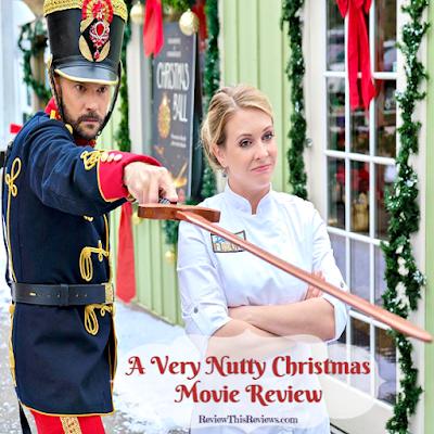 A Very Nutty Christmas Movie Review Holiday movie, Movie