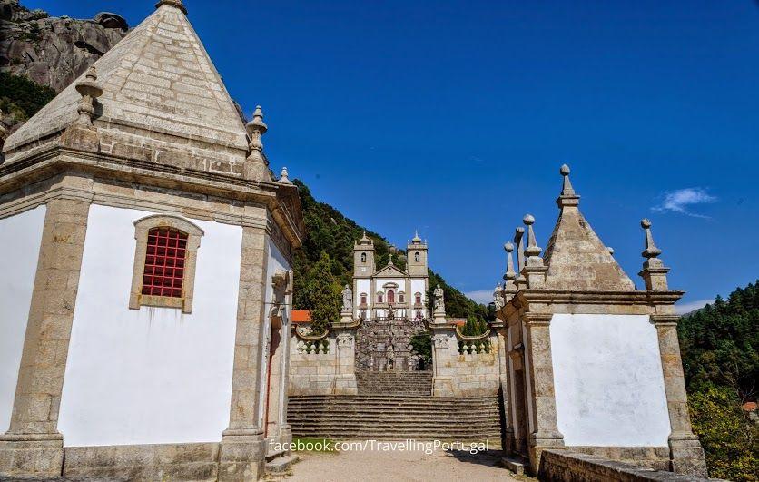 Santuario de Nossa Senhora da Peneda   Turismo en Portugal