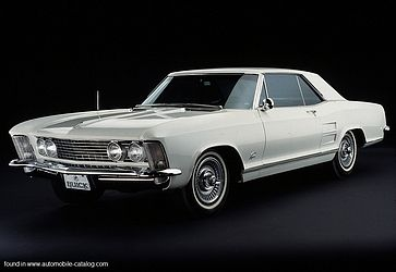 '64 Buick Riviera with wildcat engine