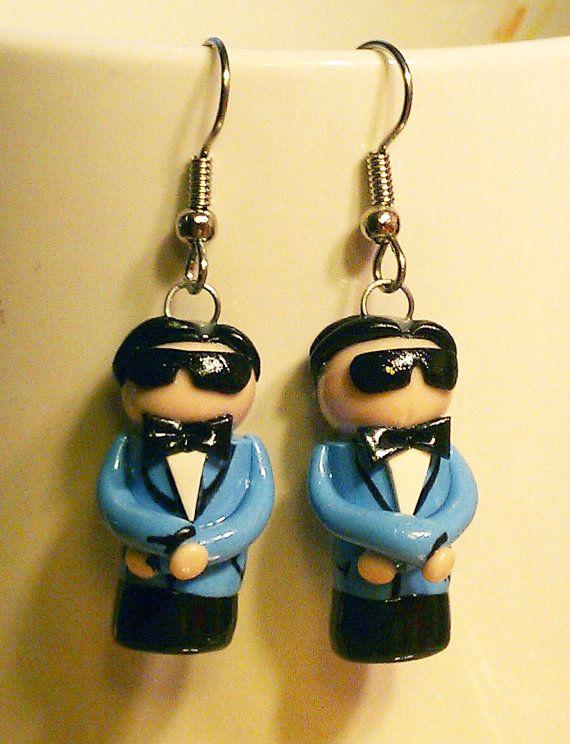 싸이 (Psy) earrings