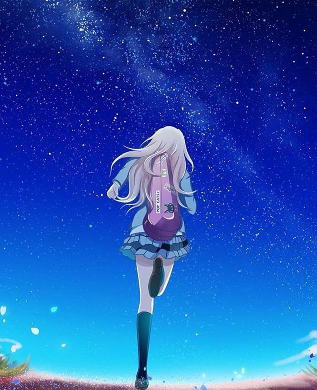 Pin By Thvhuy On Weeb Stuff Your Lie In April Lie In April You Lie Anime wallpaper your lie in april