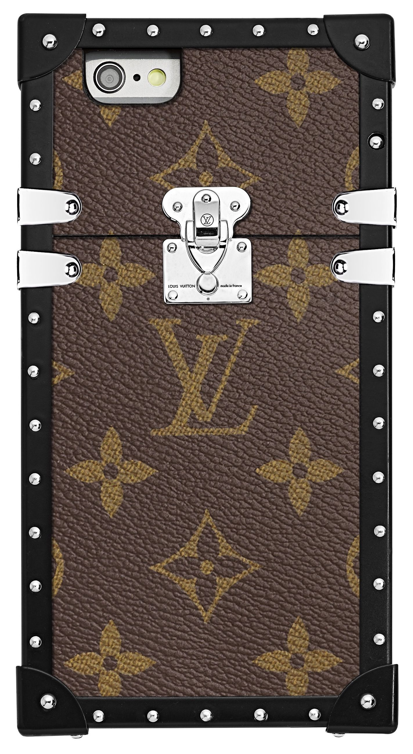 huge selection of 46c20 9fea9 Louis Vuitton Petite Malle iPhone Cases | Case | Louis vuitton phone ...
