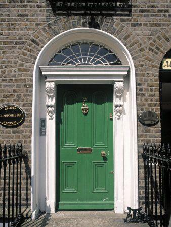 15 Green Front Door Designs That Inspire With Images Green Front Doors Green Door