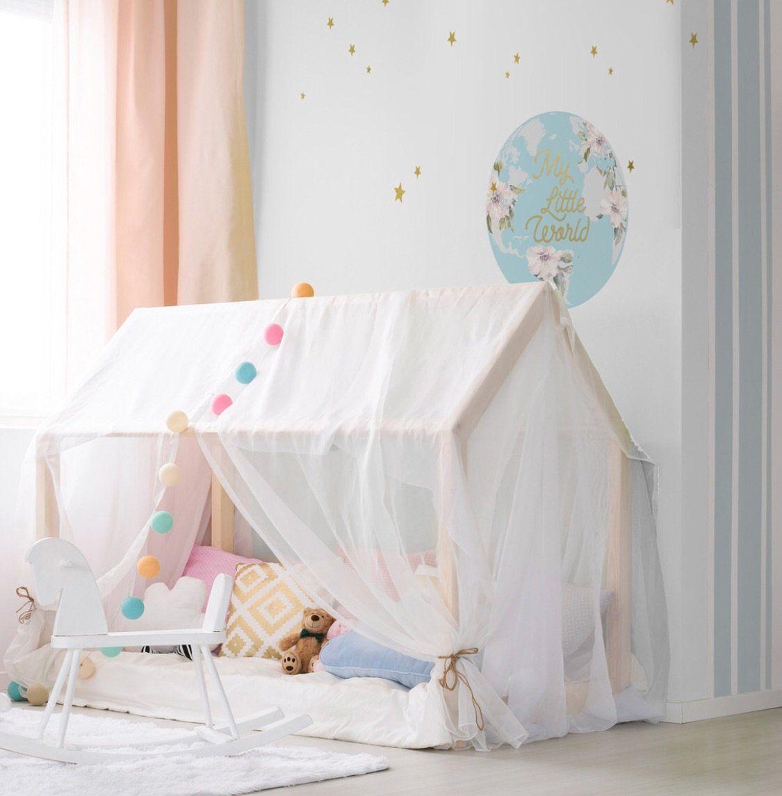 Lit Mila En 2019 Lit Enfant Maison Lit Montessori Et Lit Enfant