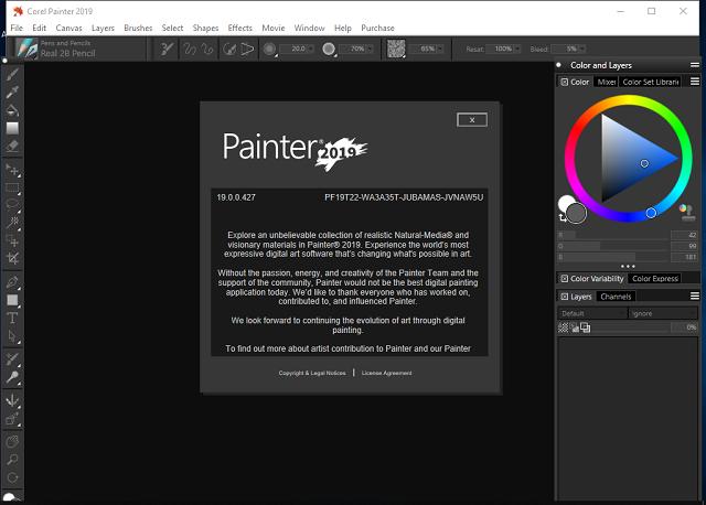 تحميل برنامج الرسم بالفرشاة وتصميم الصور والتعديل عليها Corel Painter Corel Painter Aesthetic Wallpapers Painter