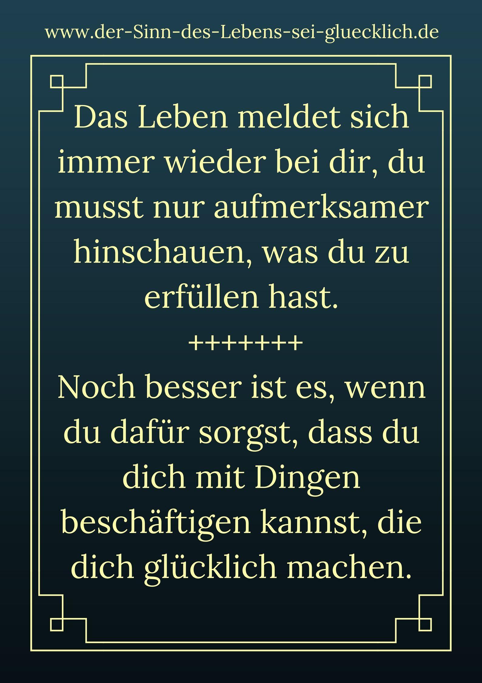 Sophisticated Schöne Sprüche Leben Collection Of Spr Che Und Zitate Sch Ne Spr