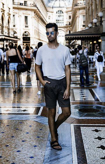Zara Linen Shirt, Zara Brown Business Short, Black ...