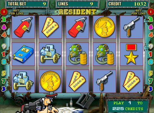 Resident игровые автоматы online играть бесплатно игровые автоматы гейминаторы