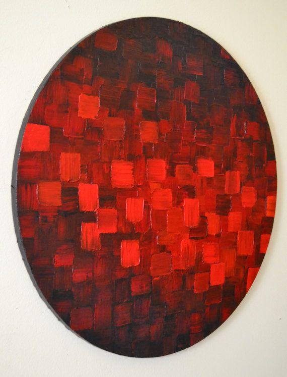 Art Oval Paint Palette