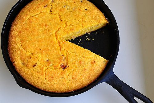 recipe: homemade southern cornbread [19]