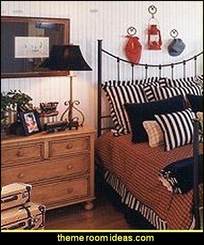 Train Themed Bedroom Decor Ideas Home Decor Interior Design - Best travel inspired home decor ideas