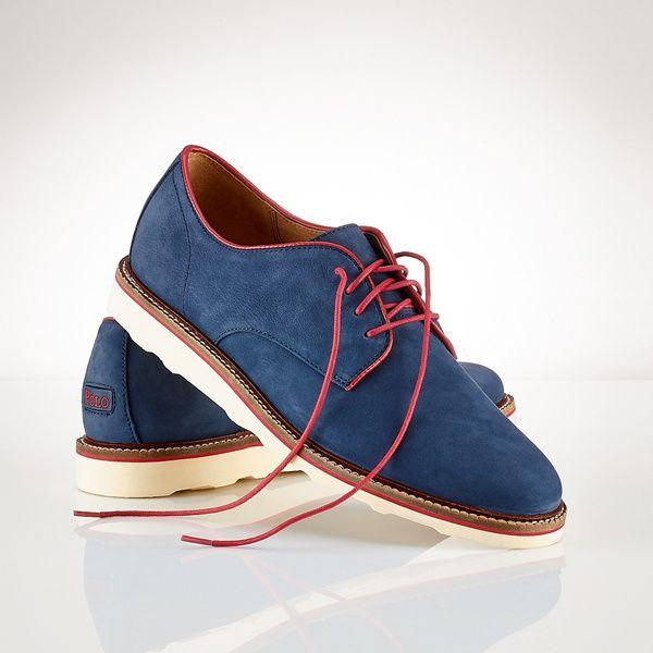 Polo Ralph Lauren Sneakers - 30 baskets homme pour le printemps via  GQ  Magazine  fashion  shoes 6417897e678