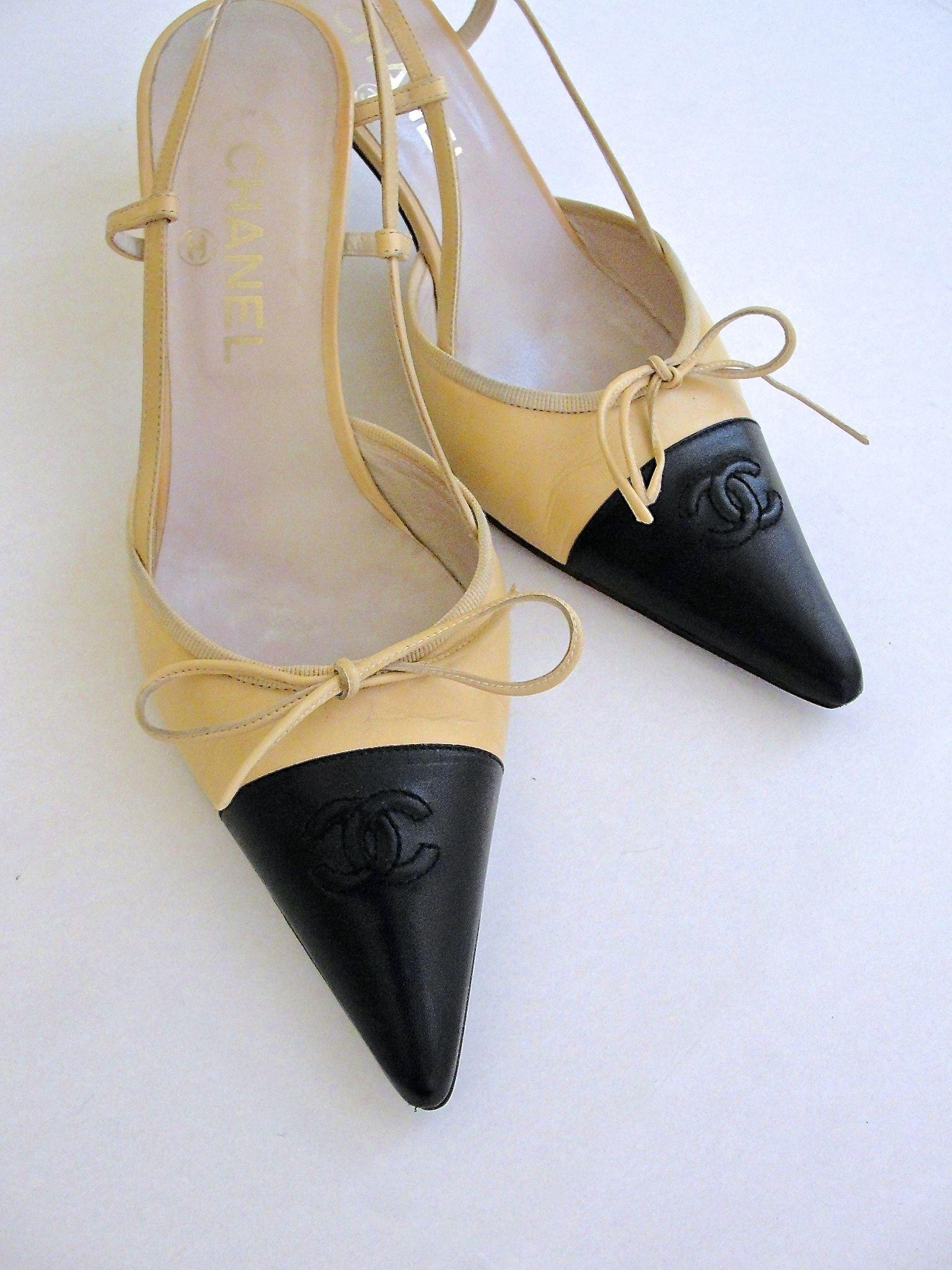 2684f42c5cd Chanel Stilettos