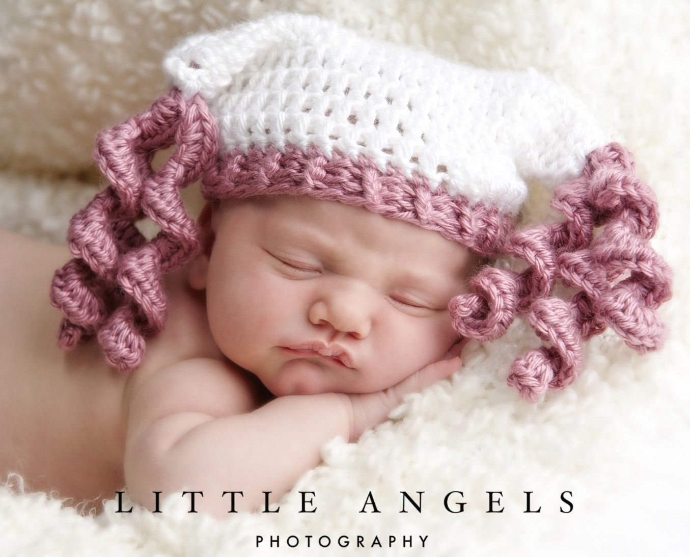 oh, my!!! Baby Pigtails Crochet Hat Pattern (441). $4.50, via Etsy ...