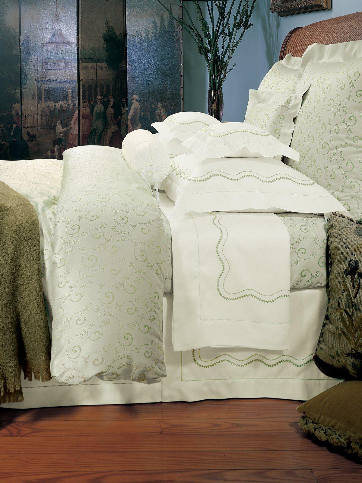 Bali Luxury Bedding Italian Bed Linens Schweitzer