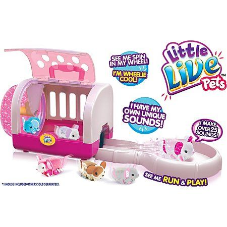 Little Live Pets Mice Cage Kids Asda Direct Little Live Pets Baby Doll Strollers Kids Toy Organization