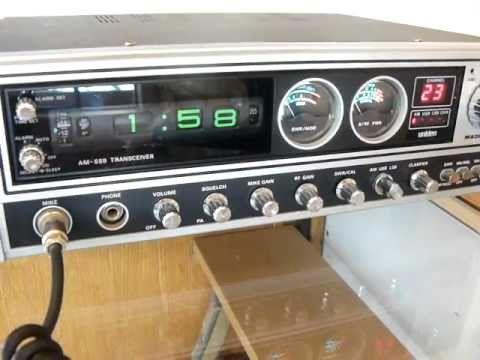 Uniden Madison 40 Channel Am Ssb Cb Radio Radio Cb Radio Ham Radio