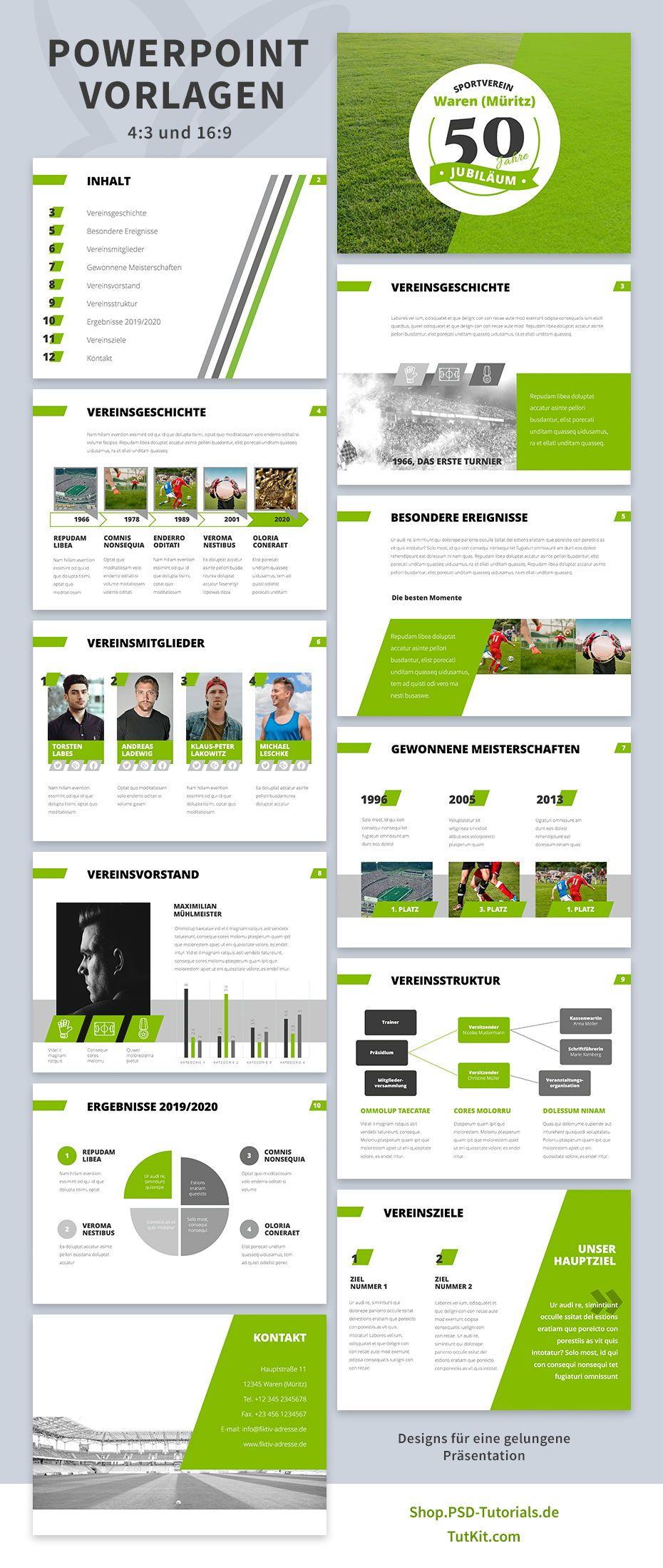Beste Powerpoint Vorlagen Designs Von 2021 4