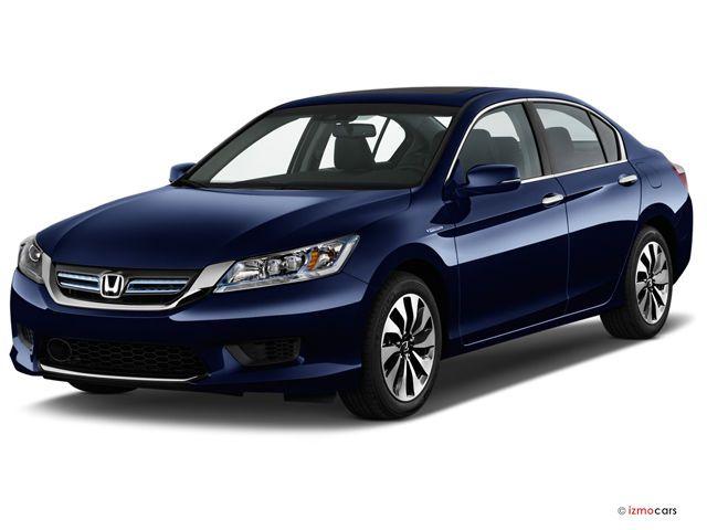 2015 Honda Accord Hybrid Angular Front Transportation