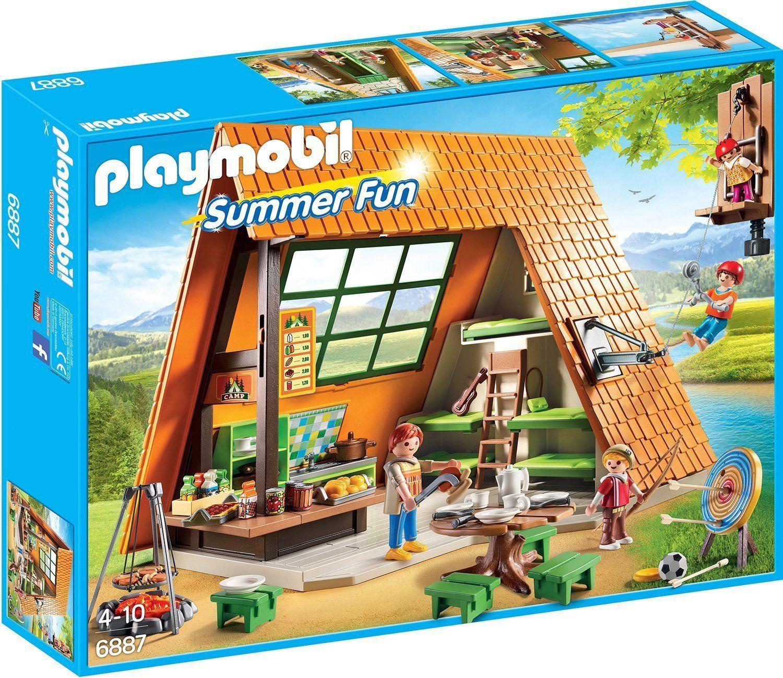 Ebay Angebot Playmobil 6887 Grosses Feriencamp Spielzeug Kinderspielzeug Rh12n6555j18ihr Quickberater Playmobil Ferien Playmobil Deutschland
