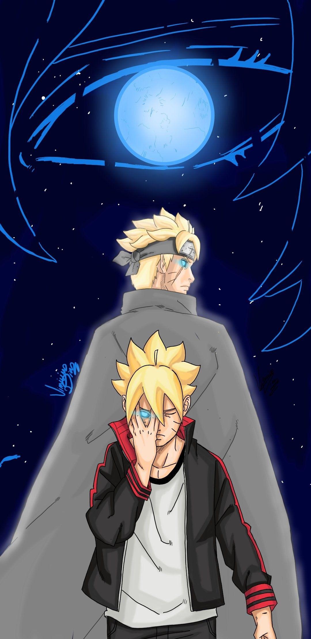 Pin Oleh Doguin Do Cabaco De Ouro Di Boruto Naruto Next Generations Lukisan Keluarga Ilustrasi Komik Gambar Karakter