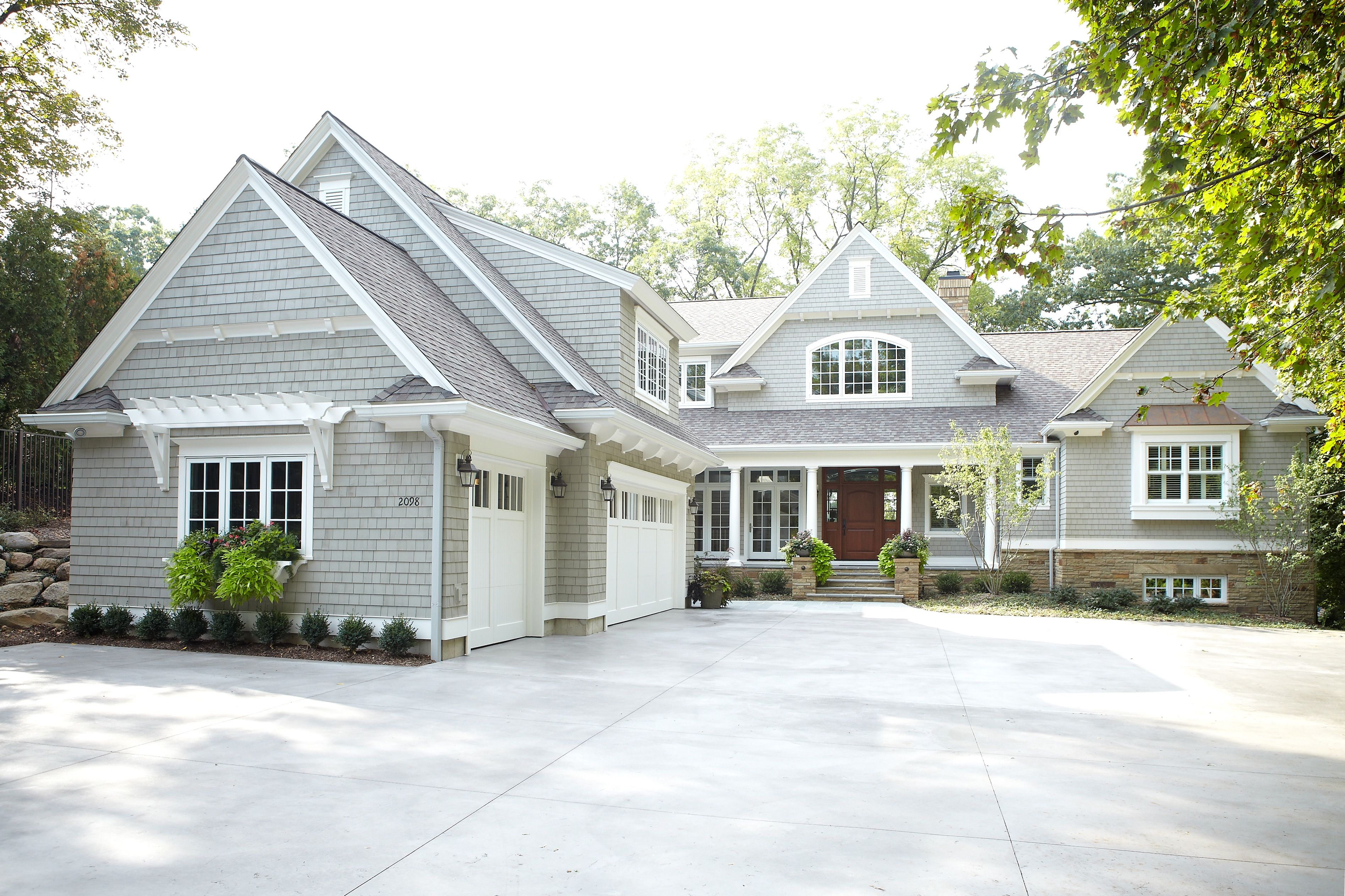 sears architects cottage style architecture fisk lake on lake house color schemes id=66552