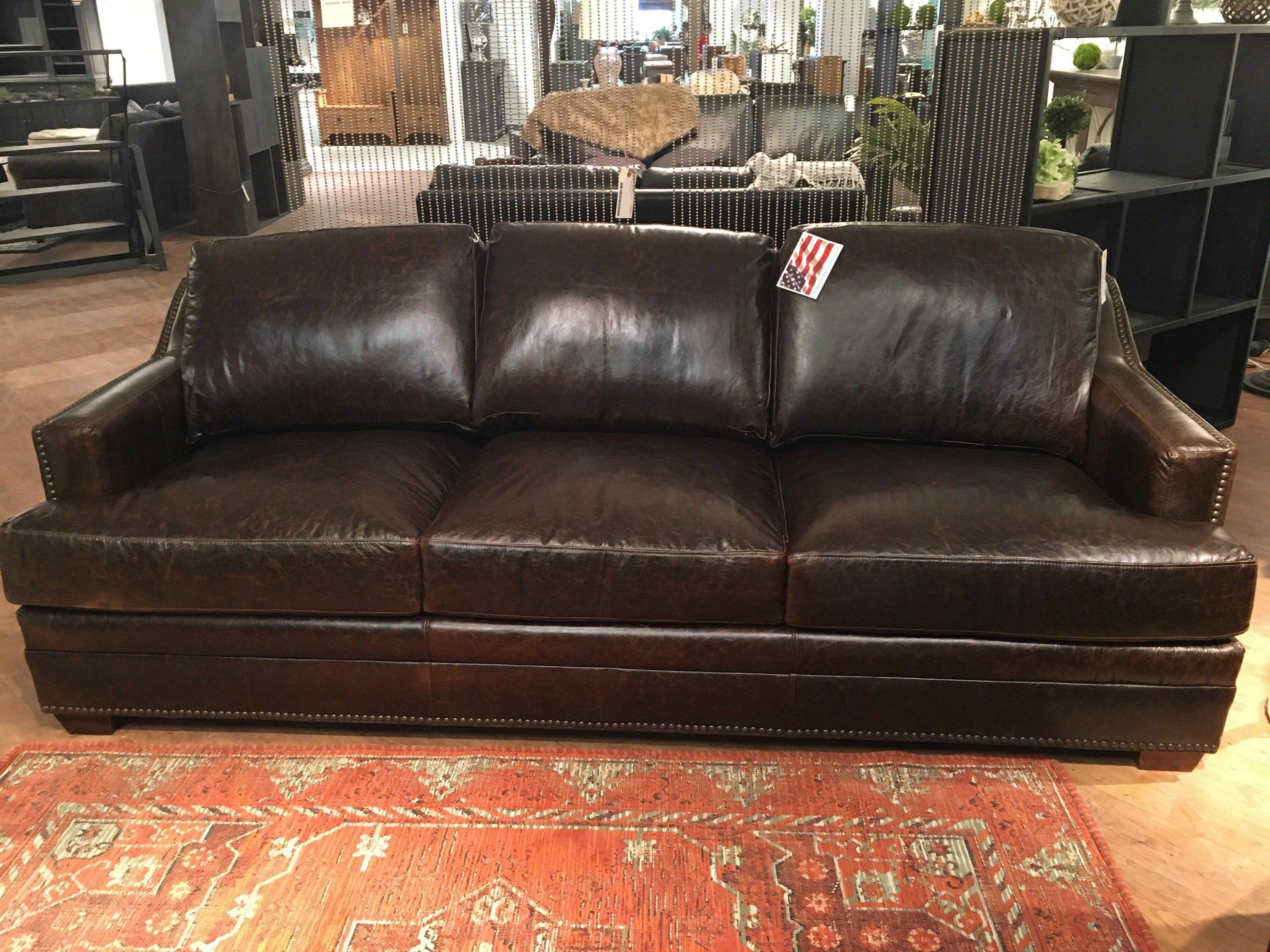 Premium Leather Sofa Custom Made In Usa Leather Sofa Custom