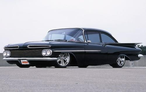 ◆1959 Chevy Biscayne◆…Re-pin..Brought to you by #CarInsurance #EugeneOrego…