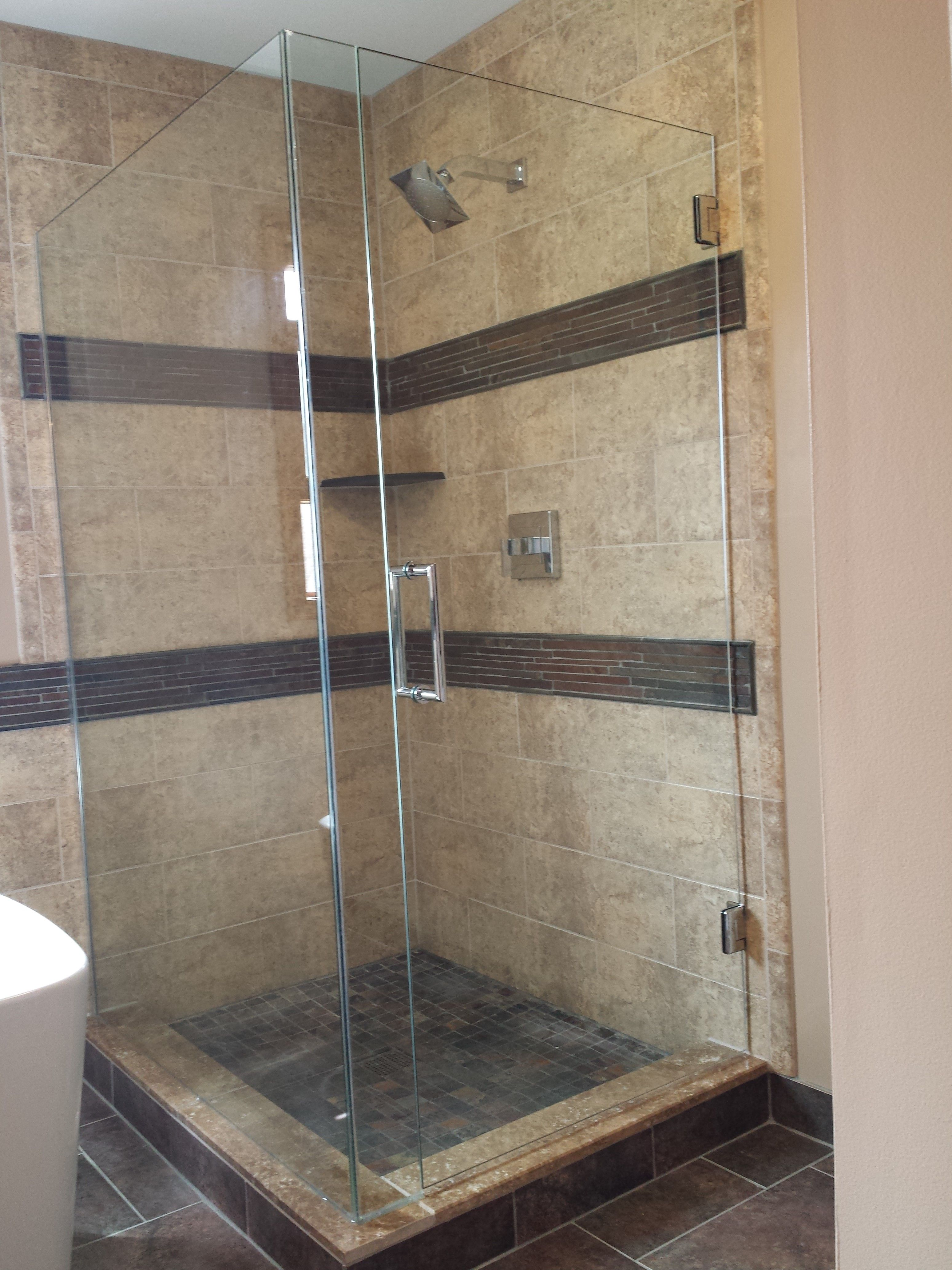 Frameless Gl Shower Door Learn More By Visiting The Image Link
