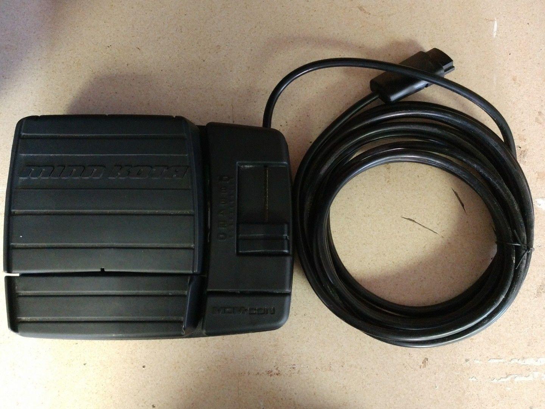 hight resolution of new minn kota powerdrive foot control pedal 2774700 mom con