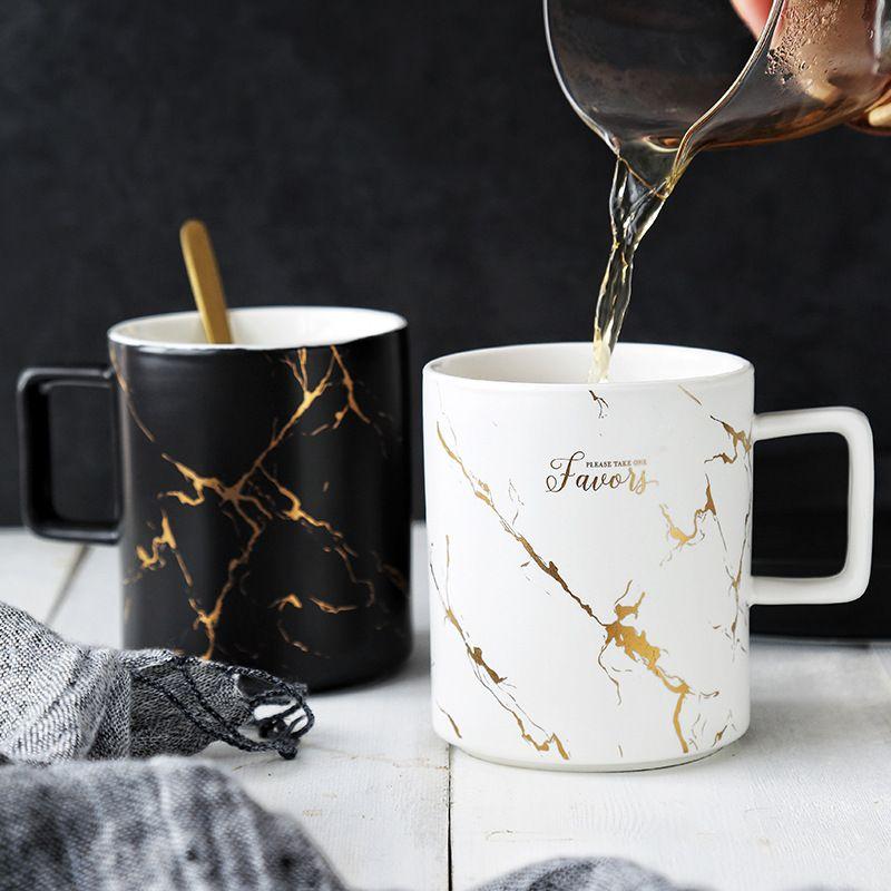 Marble Coffee Mug Mugs Painted Coffee Mugs Coffee Mug Display