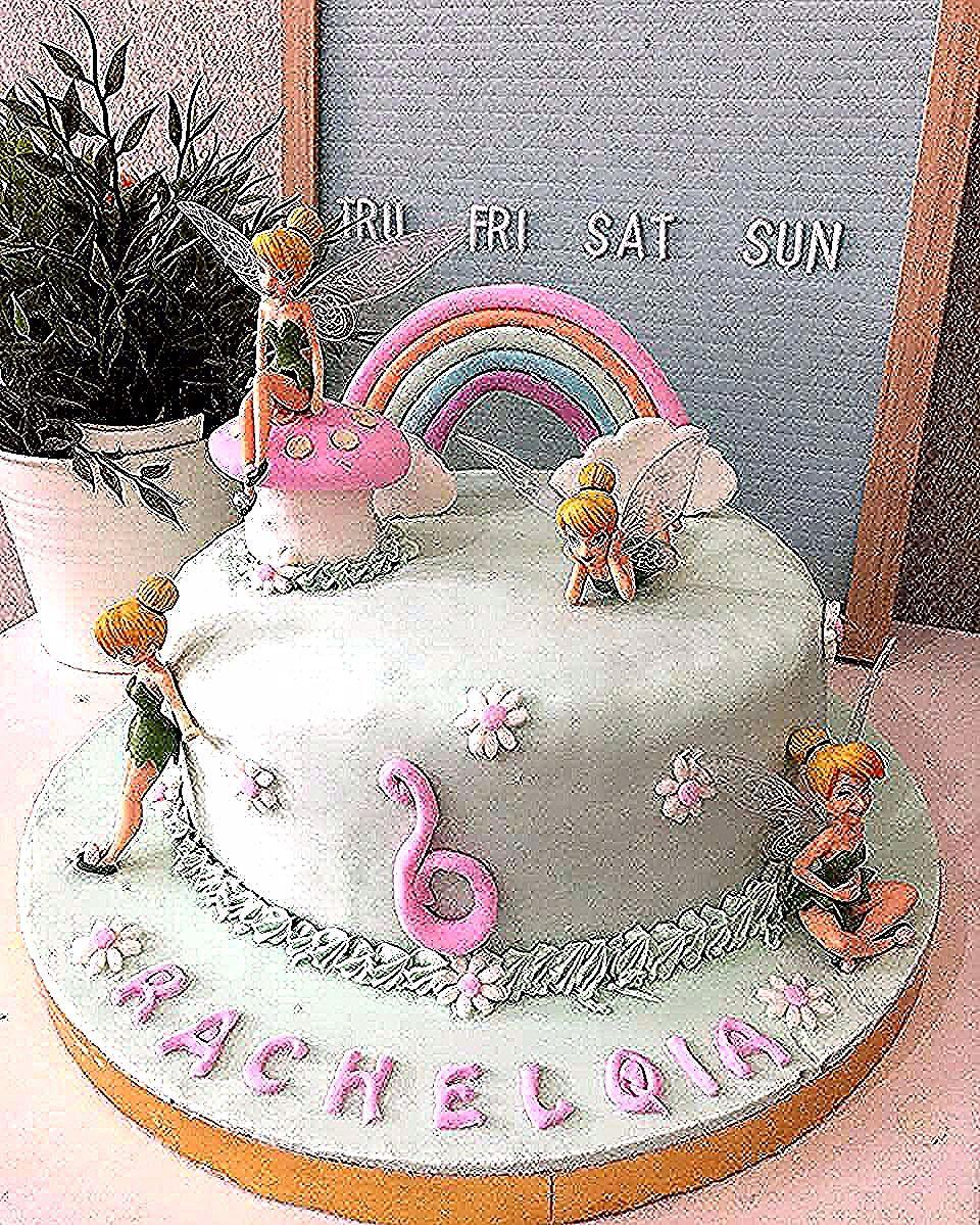 Happy Birthday Rachelqia Terimakasi Mami Ennouw Zhayeng