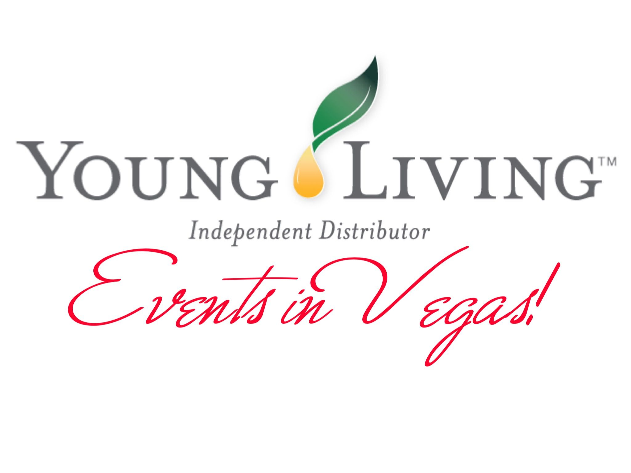 Look in the comment section to see Young Living Events in Vegas or coming out of Vegas Online! - http://www.thehealthyhabitcoach.com/blog/