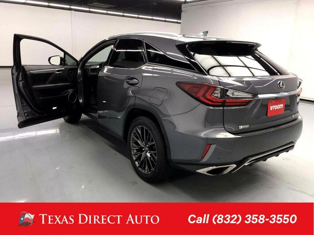 Used 2017 Lexus RX F SPORT Texas Direct Auto 2017 F SPORT