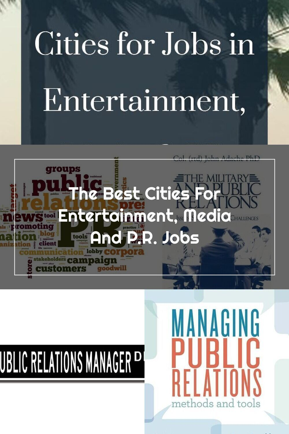 If you are looking for a job in entertainment, media and