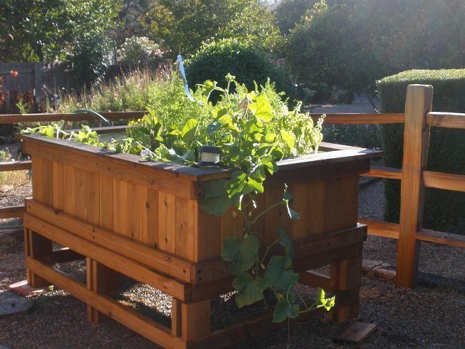 4x8 12 Garden Box Kit With Legs 30 Tall Price Brand Grogreen Box Weight 150