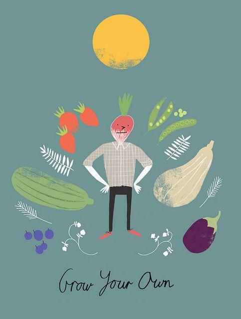Grow Your Own by Rob Hodgson