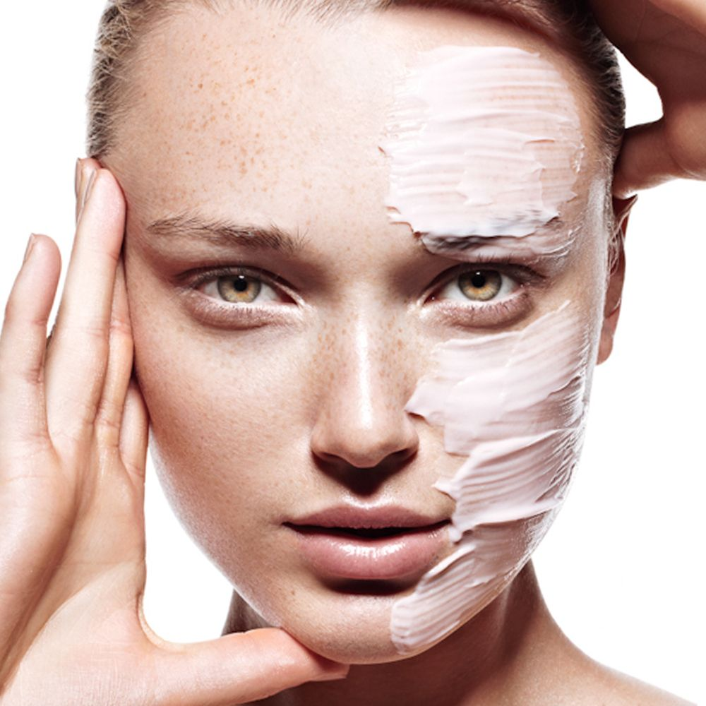 how to keep your face from looking dry