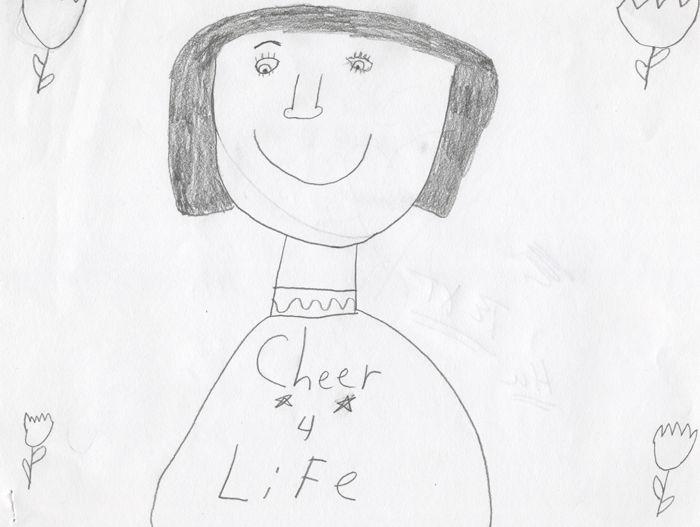 Untitled portrait, white female, age 12-14, rural U.S ...