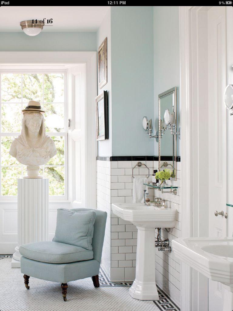 Bathroom tile ideas | For the Home | Pinterest | Tile ideas ...