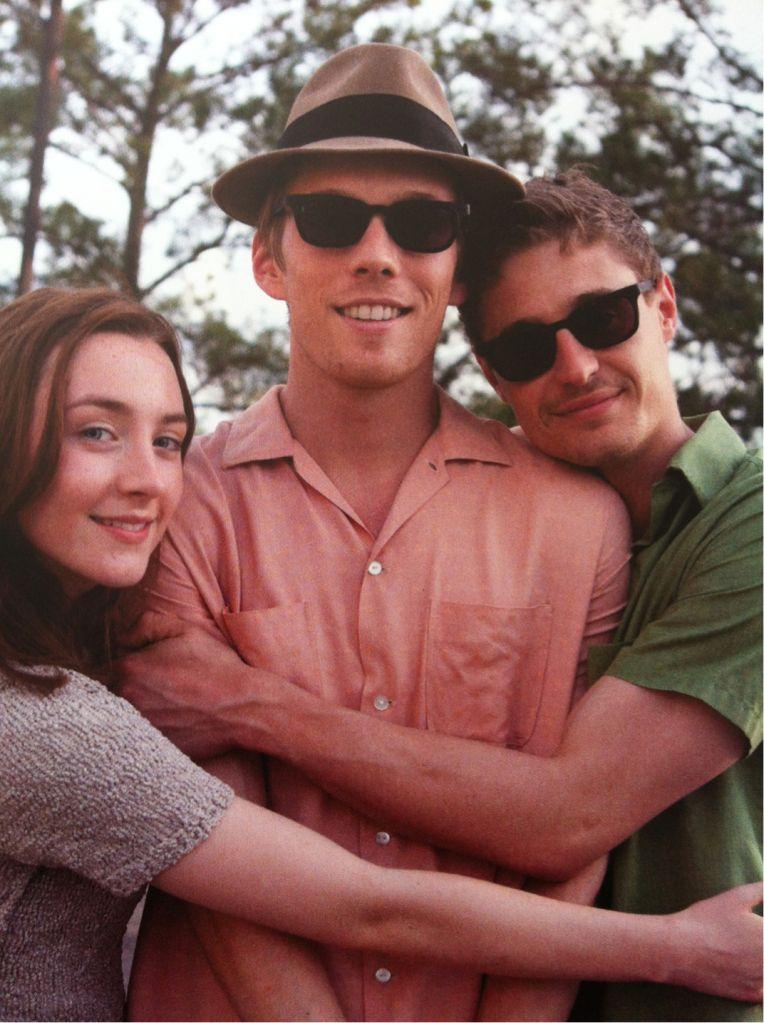 Saoirse, Jake, and Max