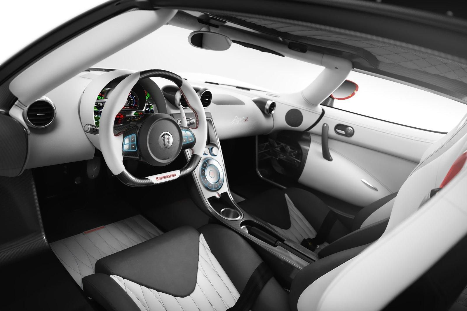 2014 Koenigsegg Agera Interior Picture Wallpaper Is Hd Wallpaper