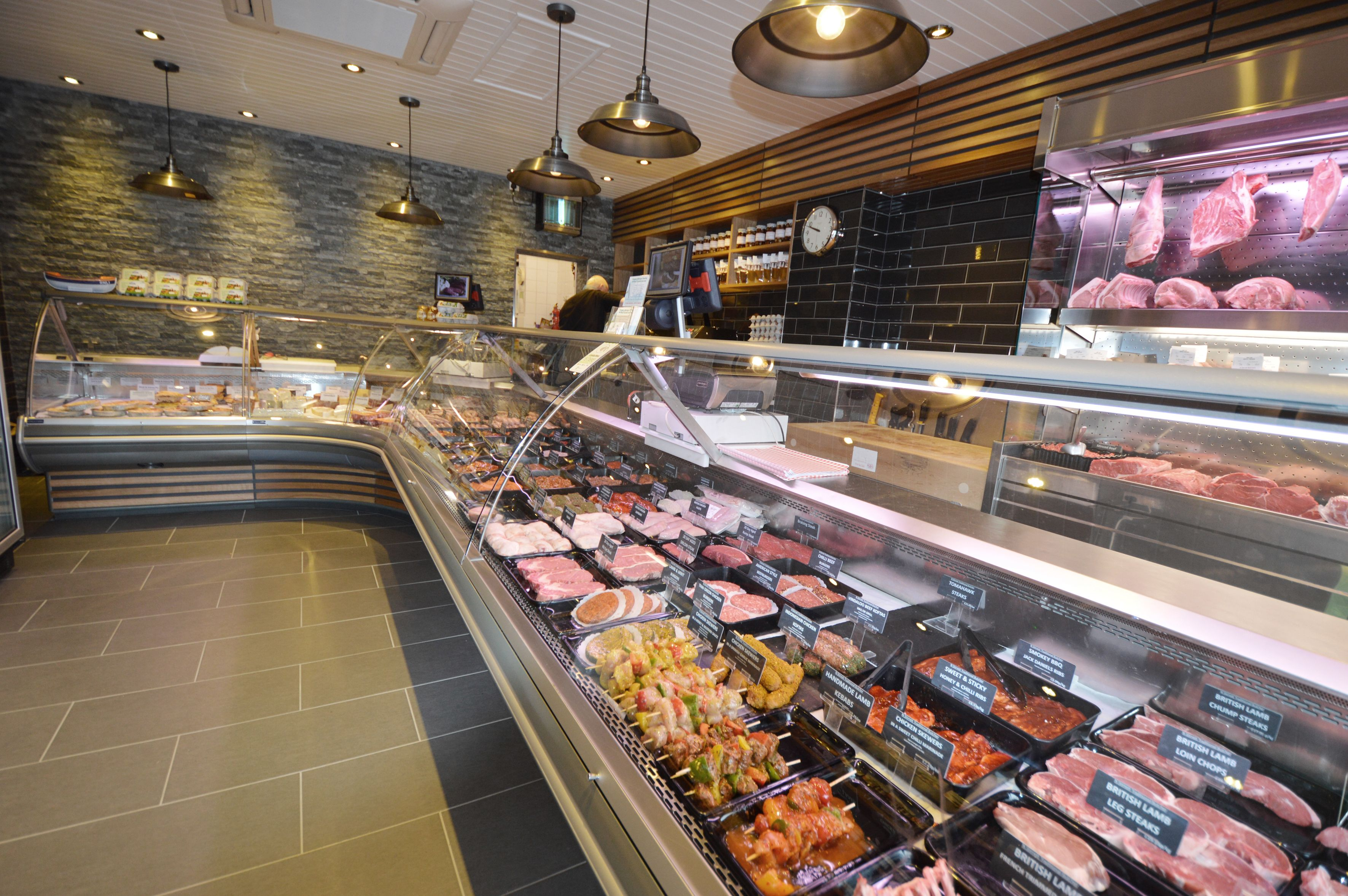 Butchers Food Retail Design And Shopfitting Throughout The Uk By