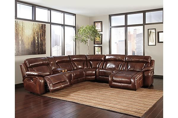 The Elemen 6-Piece Sectional from Ashley Furniture HomeStore (AFHS
