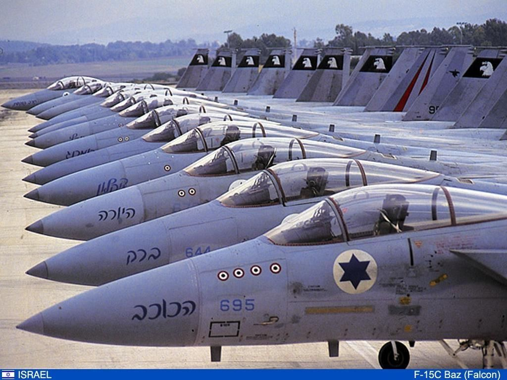 German, Indian, Israeli and Iranian Fighter Jets in Action ... |Israeli Fighter Jets In Action